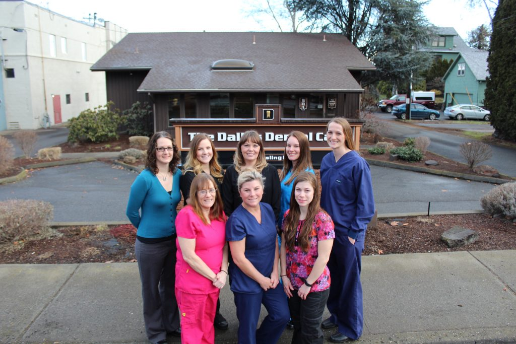 The Dalles Dental Care Team